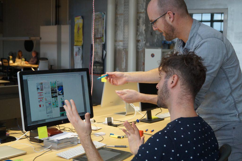 Werkplekken en flexplekken in Eindhoven